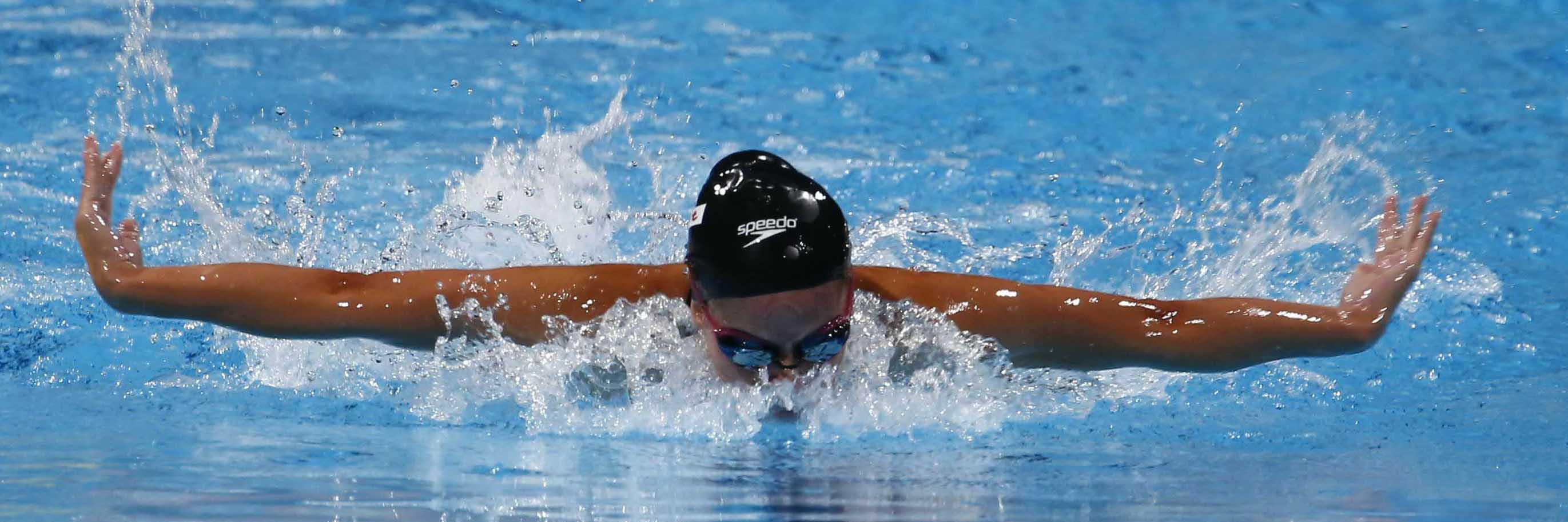 American Samoan 200m Individual Medley Loreen Whitfield