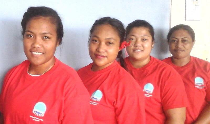 Training with Samoa3