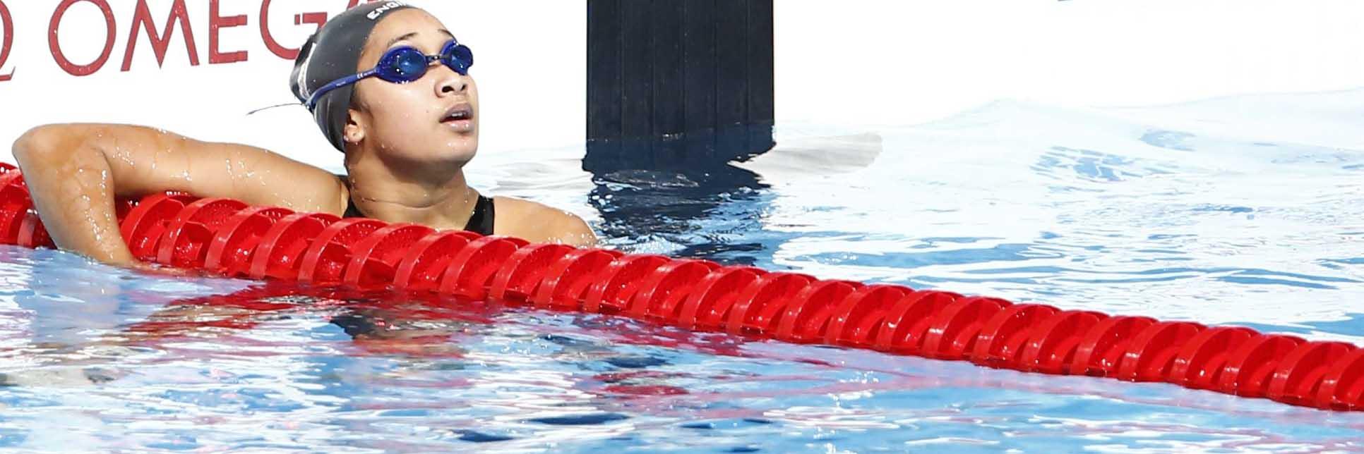 Samoan EVELINA 100 Backstroke
